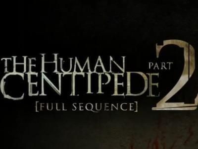 human centipede 2. The Human Centipede II: A BBFC